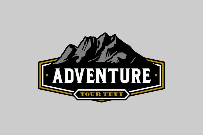 Thumbnail for Adventure Logo Template