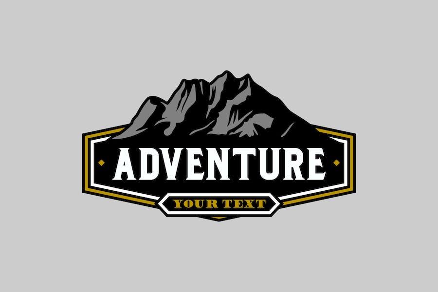 Adventure Logo Template