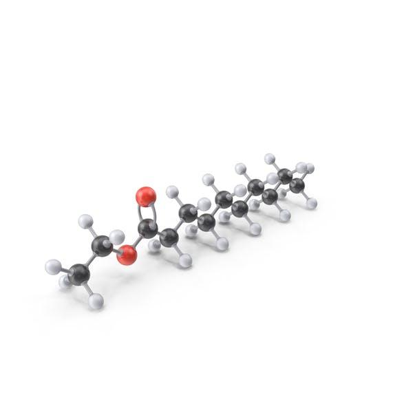 Thumbnail for Ethyl Decanoate Molecule