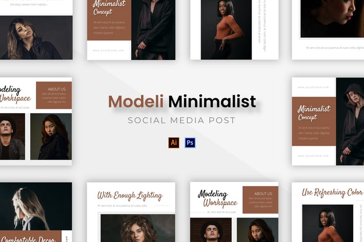 Thumbnail for Modeling Minimalist Socmed Post