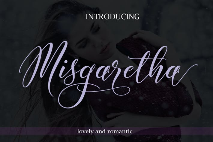 Thumbnail for Misgaretha Fontscript