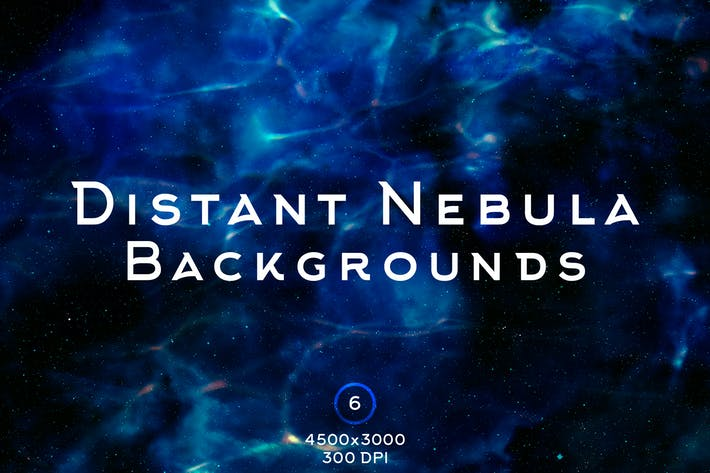 Thumbnail for Distant Nebula Backgrounds