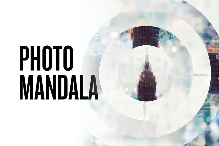 Thumbnail for Photo Mandala