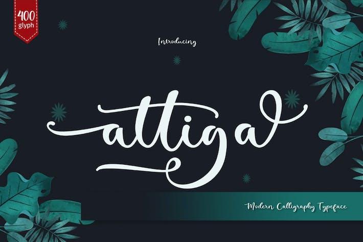 Thumbnail for Attiga Script