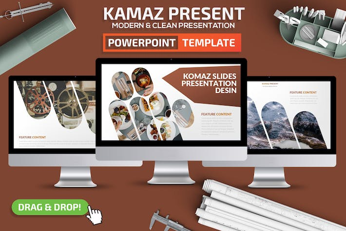 Cover Image For Komaz Powerpoint Presentation