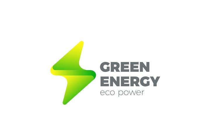 Thumbnail for Logo Flash Green Energy