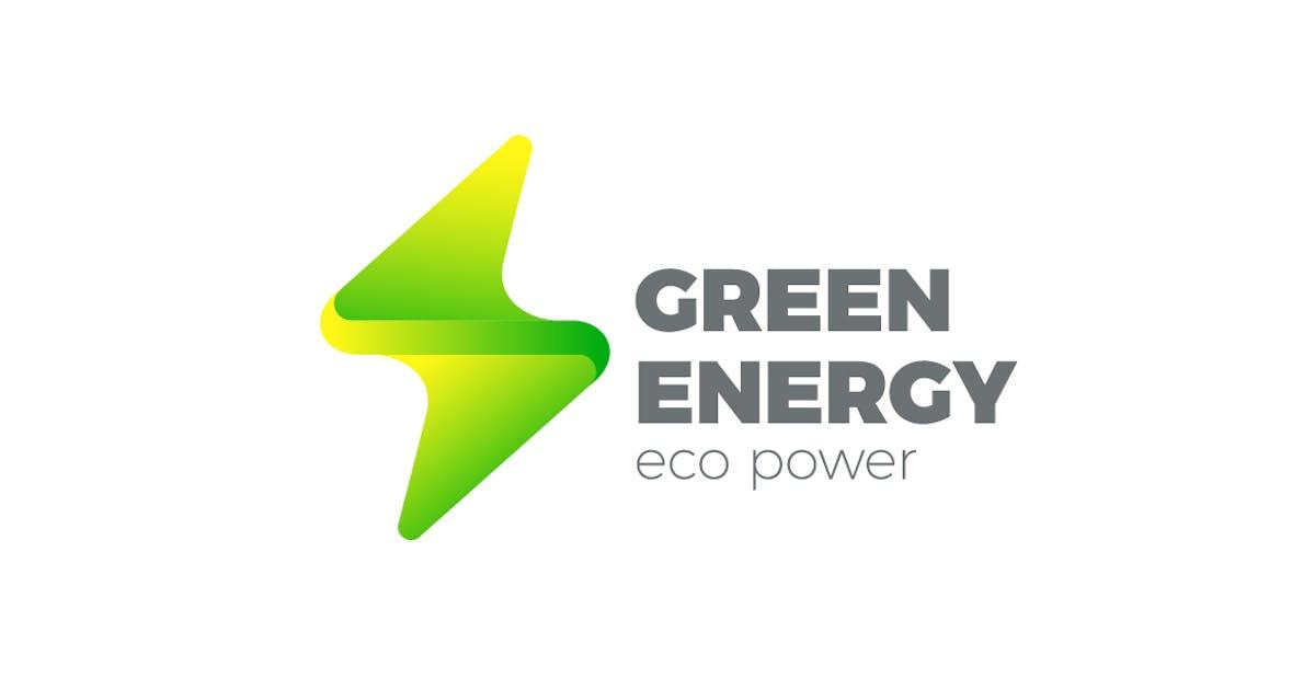 Download Logo Flash Green Energy by Sentavio