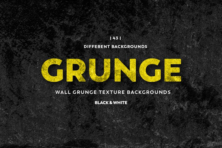 Thumbnail for Wall Grunge Texture Backgrounds