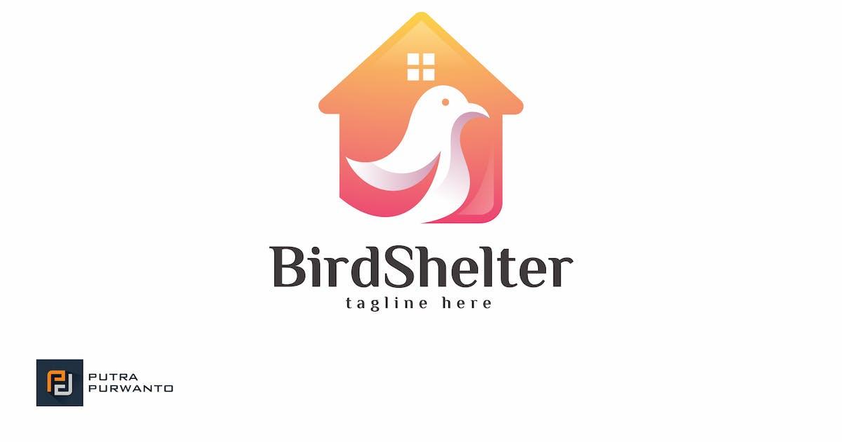 Download Bird Shelter - Logo Template by putra_purwanto