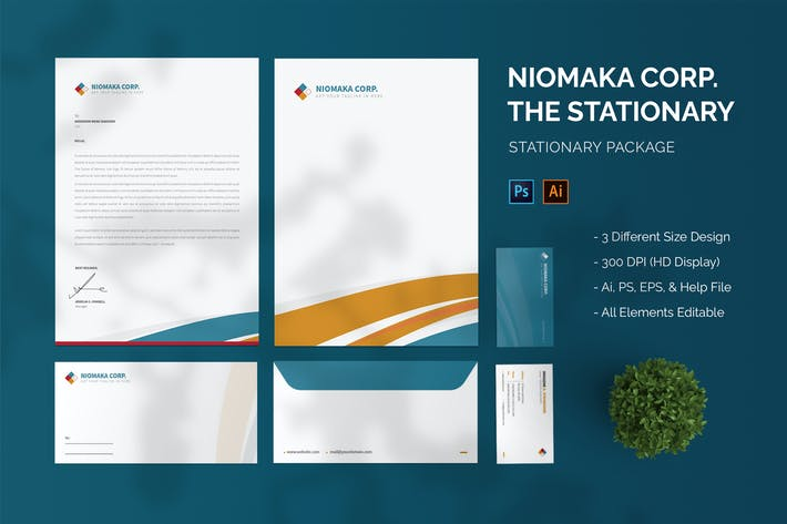 Niomaka Corp - Stationary