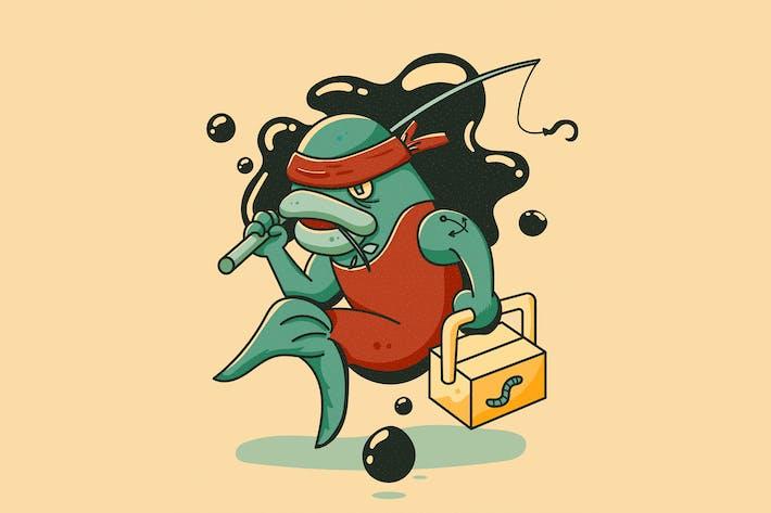 Thumbnail for Civil War - Fish Fishing a Fish