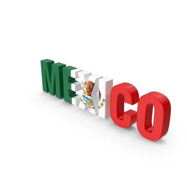 Mexiko-Text