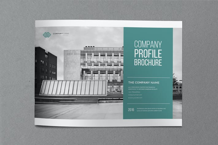 Thumbnail for Annual Report Brochure 04