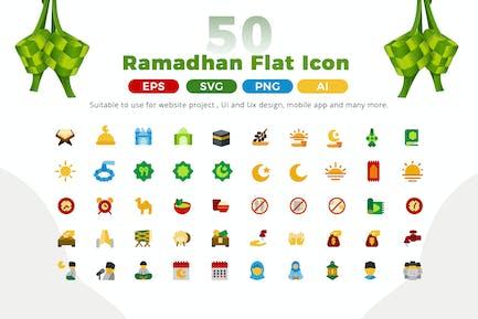 Pack d'icônes du Ramadan