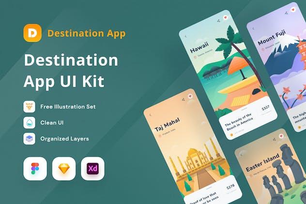 Destination Mobile App