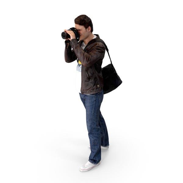 Photographer Posed