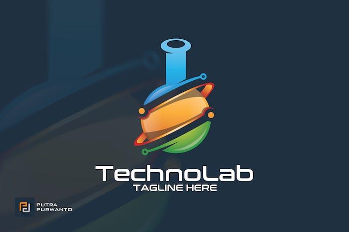Thumbnail for Techno Lab - Logo Template