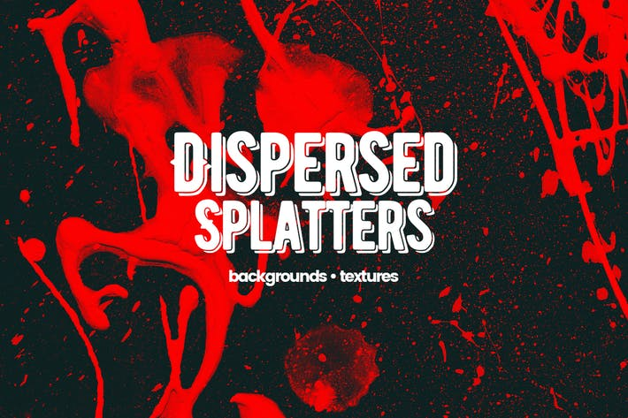 Thumbnail for Dispersed Splatters Backgrounds