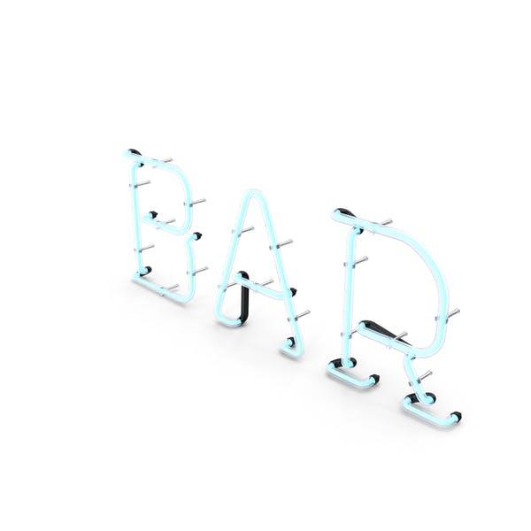 Neon Signboard BAR