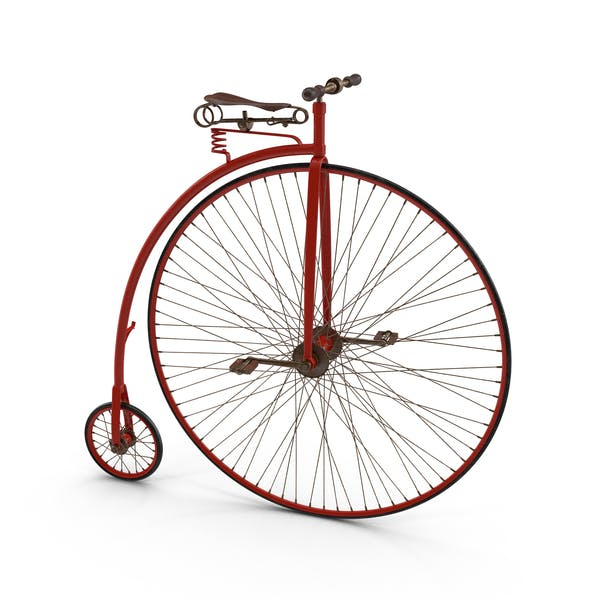 Cover Image for Penny Farthing Bicycle