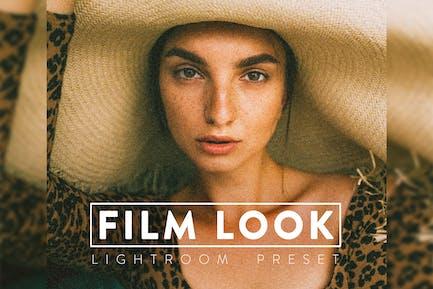 10 Film Look Lightroom Presets