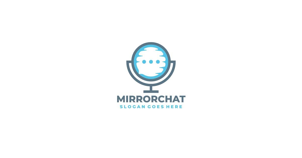 Download Mirror Chat Logo by 3ab2ou