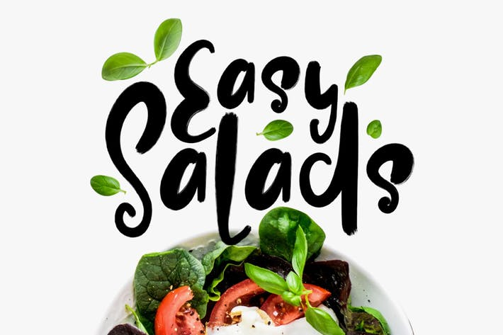 Thumbnail for Easy Salads