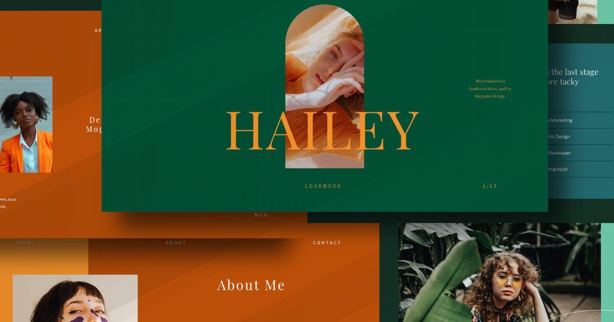 Download Hailey Bundle Presentation Template by axelartstudio