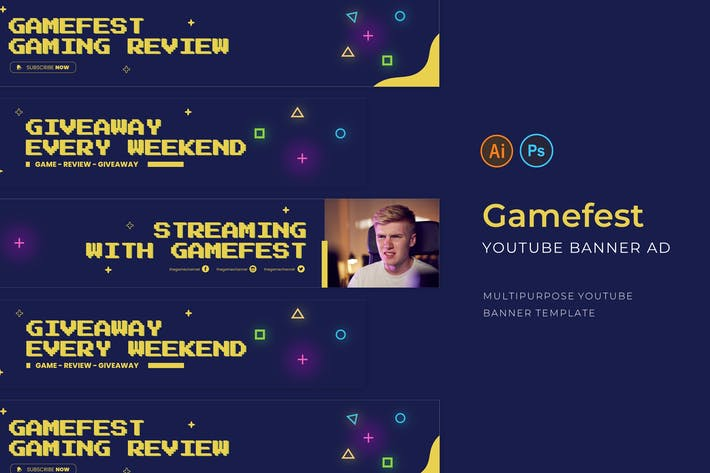 Gamefest Review Youtube Cover