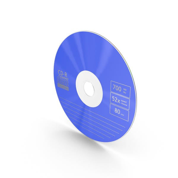 CD en blanco