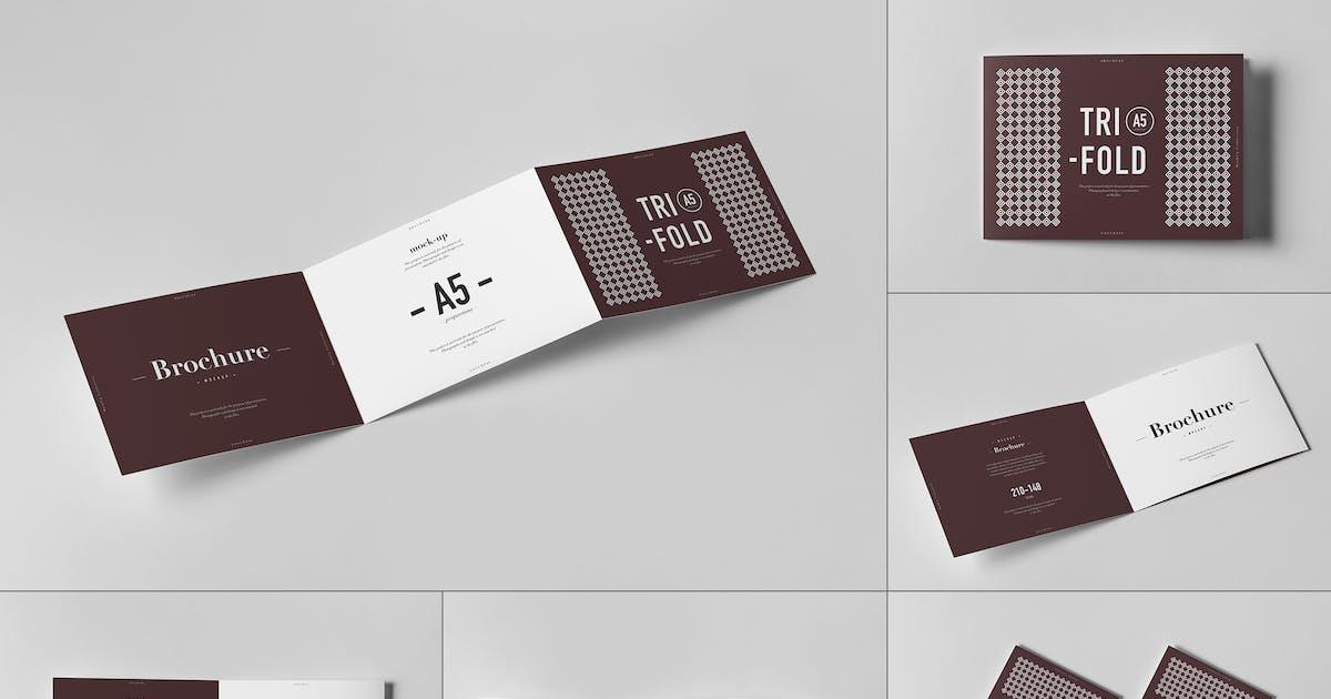 Download Tri-Fold A5 Horizontal Brochure 2 by yogurt86