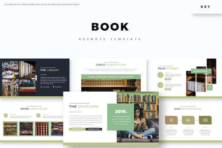 Book - Keynote Template