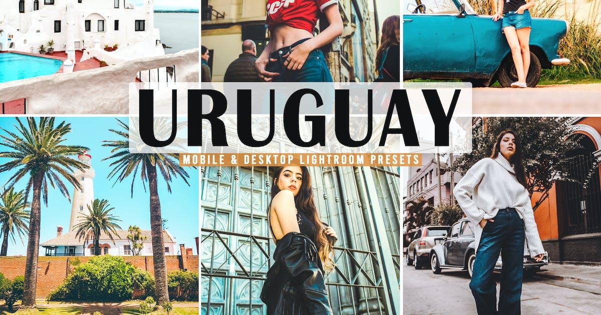 Download Uruguay Mobile & Desktop Lightroom Presets by creativetacos