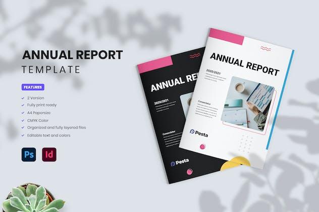 Annual Report - Pesta 2