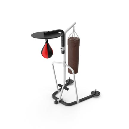 Punching Bags Stand