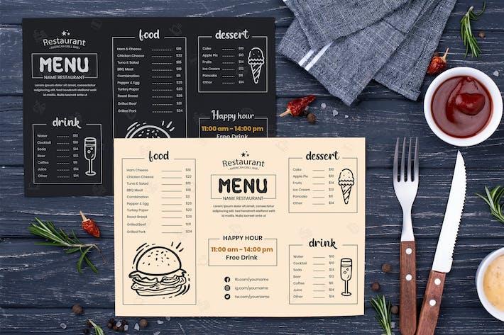 Thumbnail for Menu Fast Food