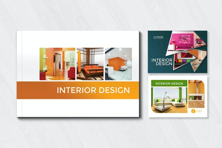 Thumbnail for Brochure / Catalog Template