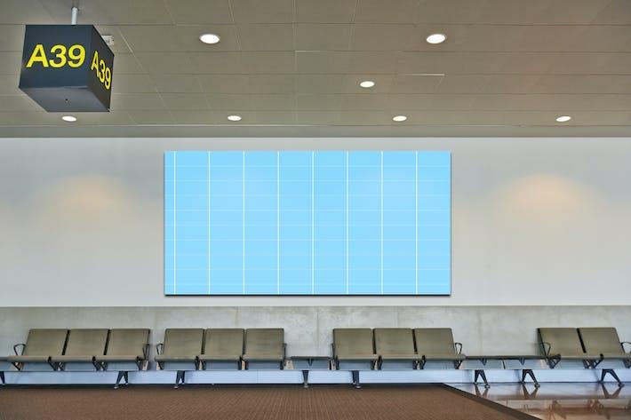 Thumbnail for Airport_Wall_Mockup