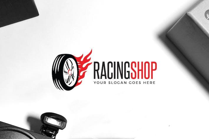 Thumbnail for Racing Shop Logo
