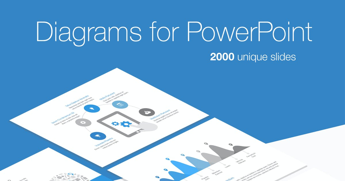 Download Diagrams for PowerPoint Template by Jumsoft