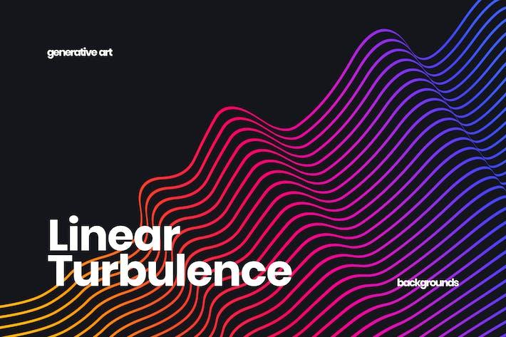Thumbnail for Arrière-plans de turbulence linéaire dégradé