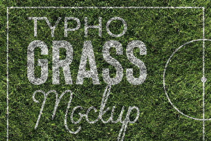 Thumbnail for Grass Mockup