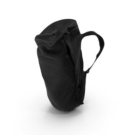 Camping Backpack Large Black