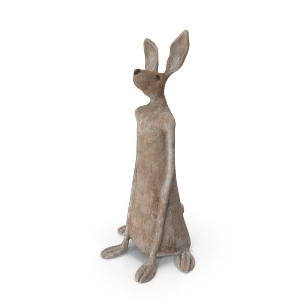 Thumbnail for Rabbit Sculpture