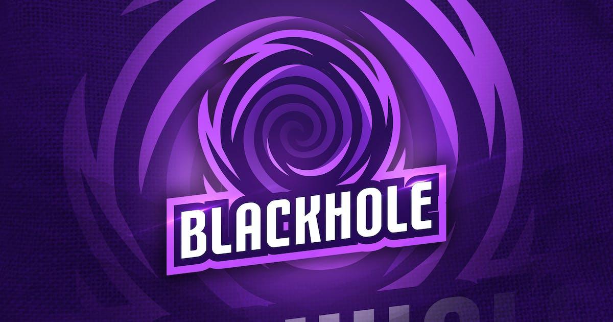 Download Blackhole - Mascot & Esport Logo by aqrstudio
