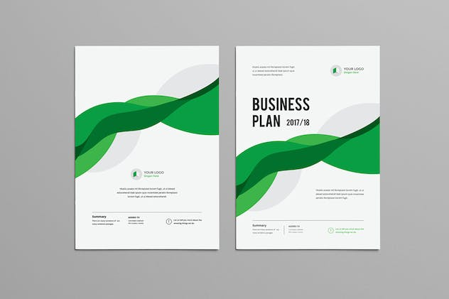 Business Plan 2017 - product preview 0