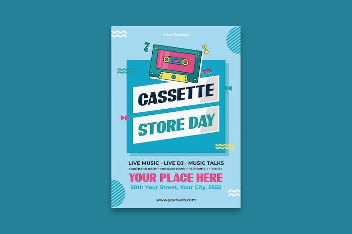Thumbnail for Cassette Poster