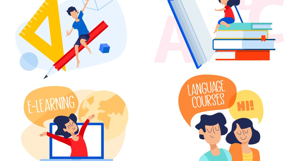 Download Education illustrations by PureSolution