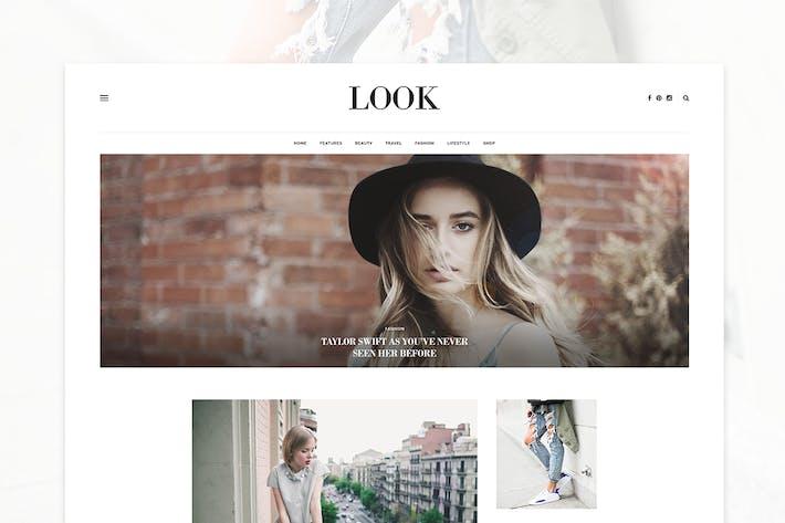 Thumbnail for Look - Magazine Theme