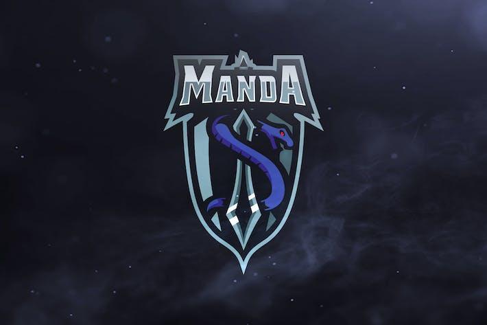 Thumbnail for Manda Sport and Esports Logos